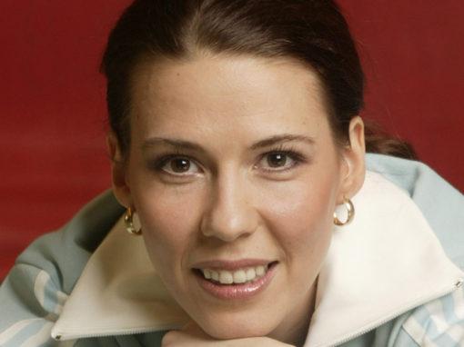 LEGEND: Mikaela Ingberg